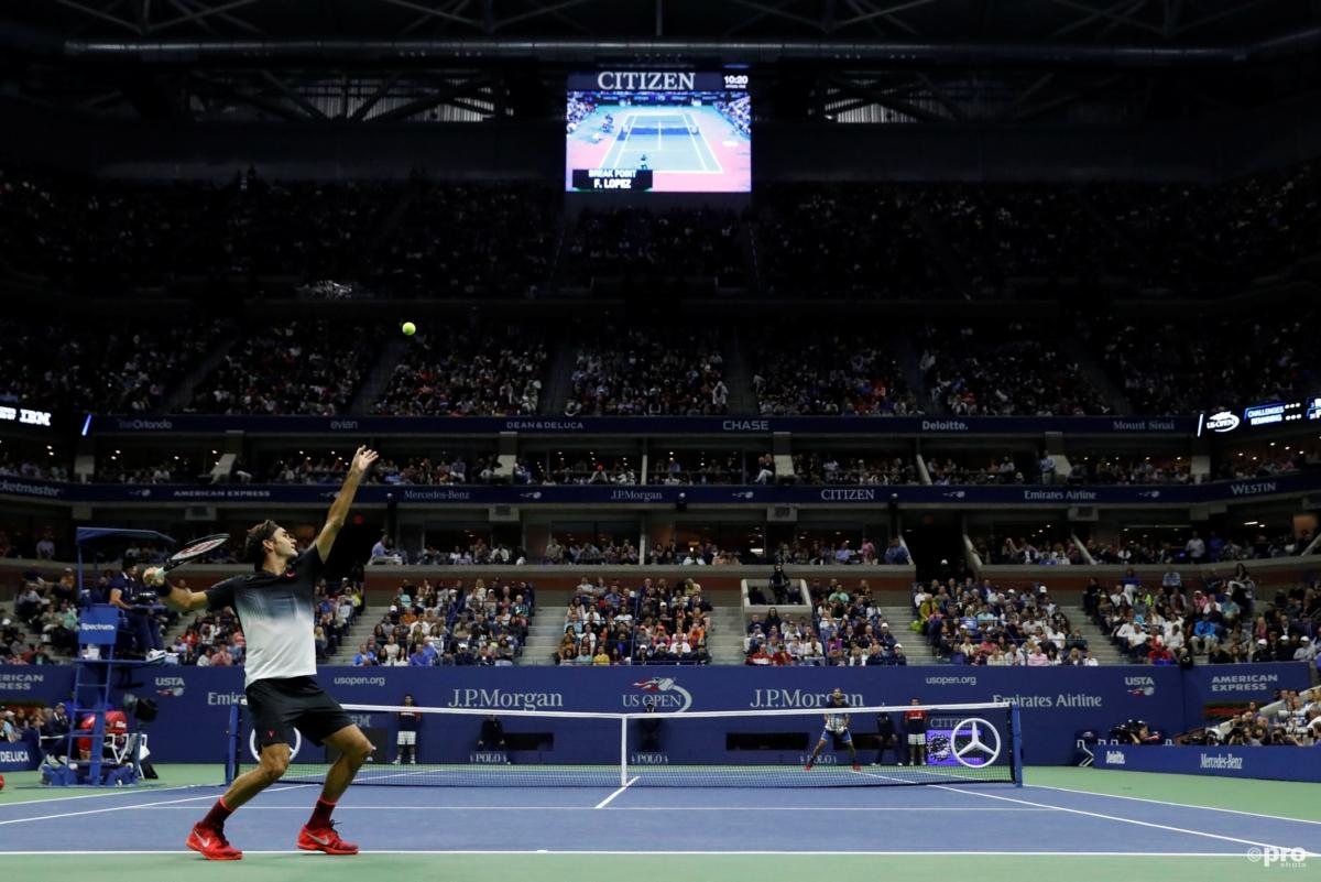 Tennisser van US Open gestuurd na scheldkanonade