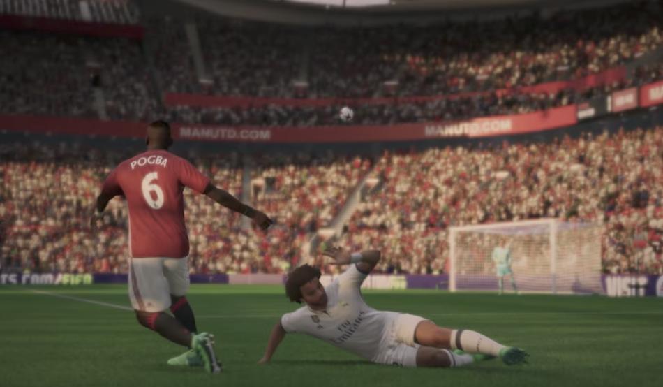 Verdedigen is een ware hel in FIFA 18