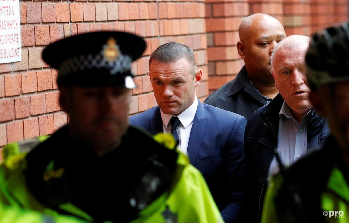Rooney krijgt fikse straf opgelegd