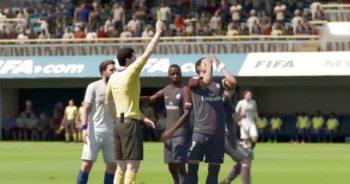 Bizarre fout in FIFA 18 maakt mensen gek
