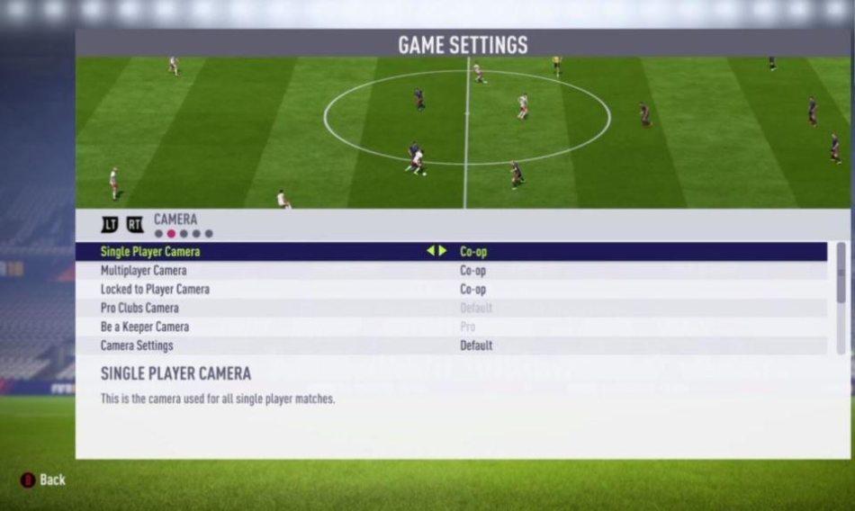 FIFA 18 co-op-camera