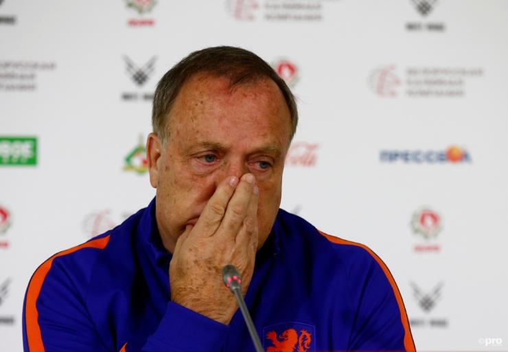 Hele wereld lacht Dick Advocaat uit na 8-0 uitspraak