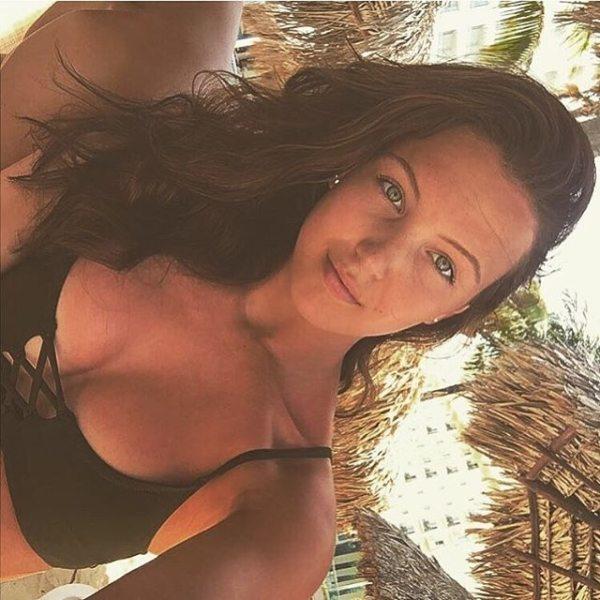 Susan den Houting is de vriendin van Bart Nieuwkoop