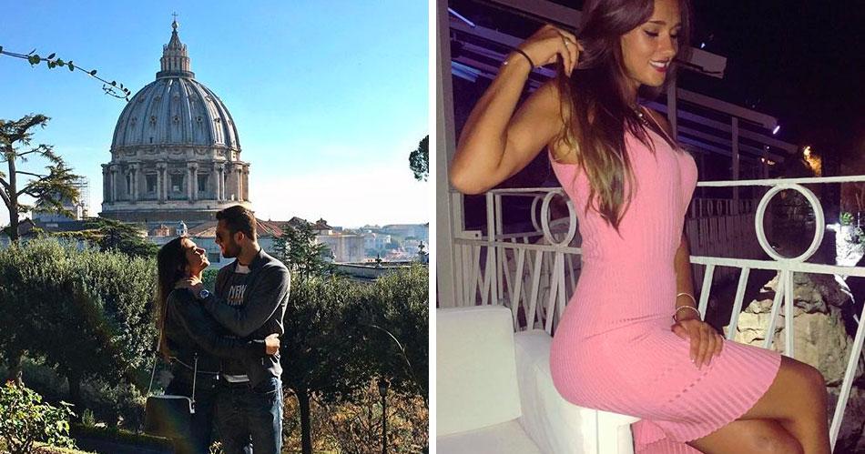 Dit is Doina Turcanu, de beeldschone vriendin van Stefan de Vrij