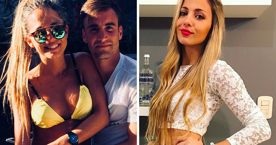 Dit is Caro Calvagni, de bloedmooie vriendin van Nicolas Tagliafico