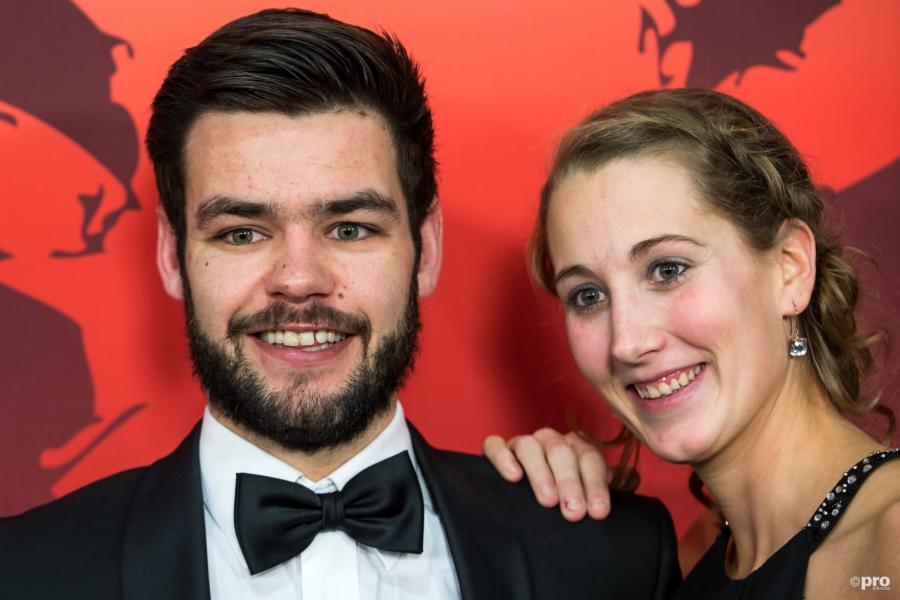 Fenna van der Wal is de vriendin van Sjinkie Knegt