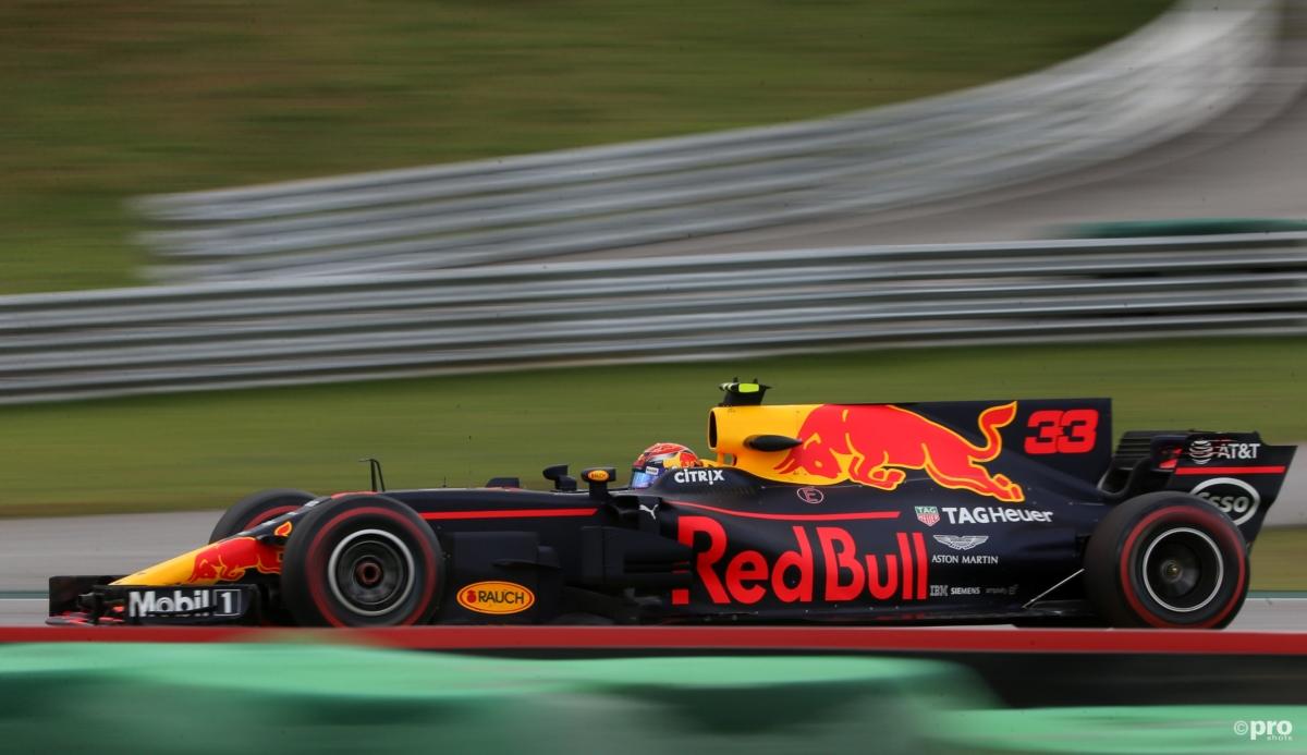 'Verstappens Red Bull krijgt nieuwe naam'