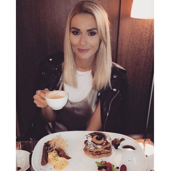 Alexandra Helga is de vriendin van Sigurdsson