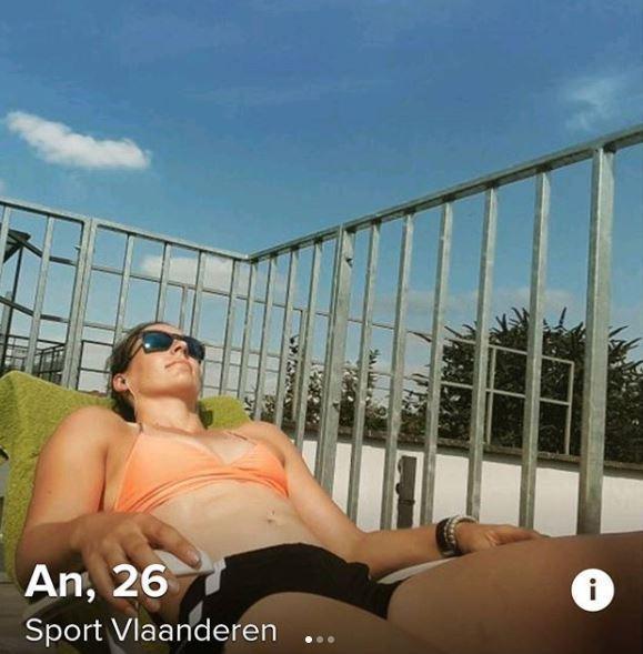 An Vannieuwenhuyse Tinder