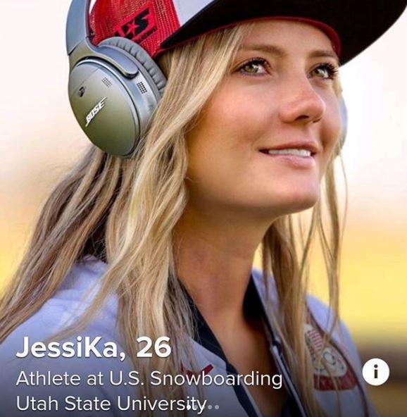 Jessika Jenson Tinder