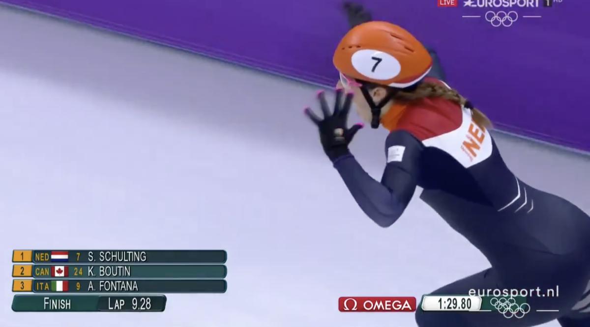 Sensationele Schulting pakt goud op 1.000 meter