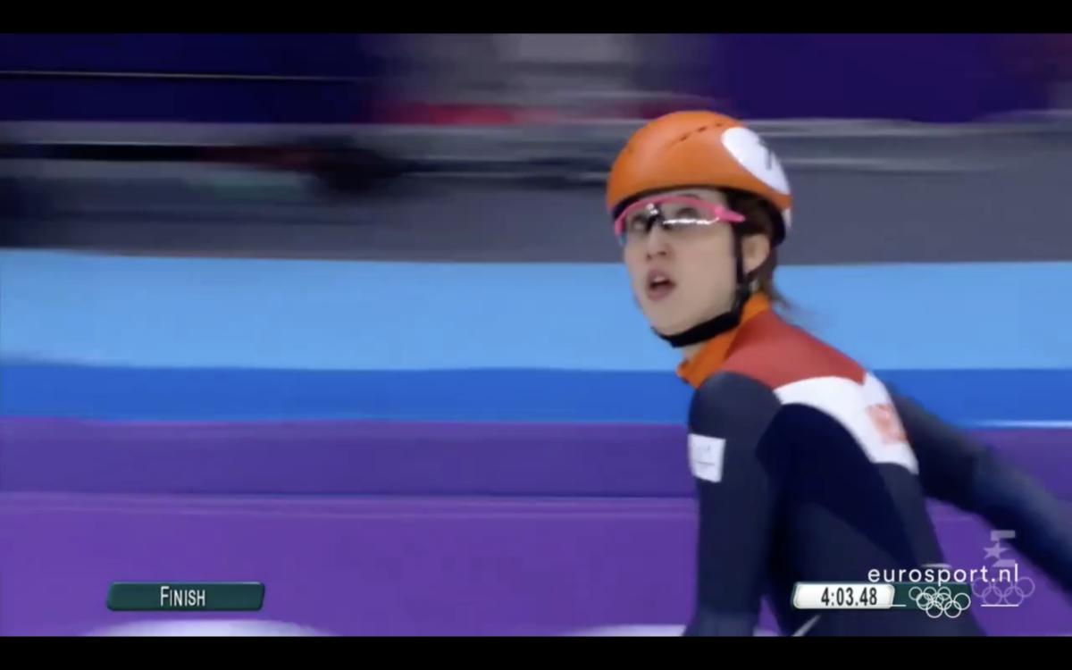 Sensatie in shorttrack: toch medaille voor Nederlandse vrouwen