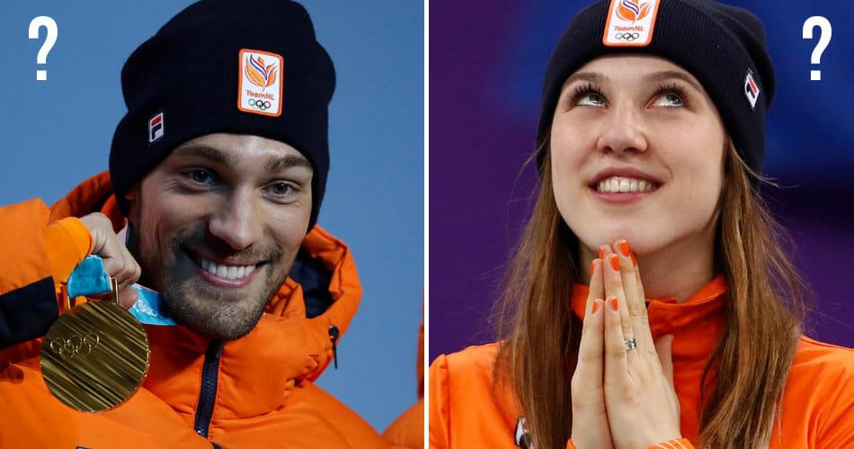 Weet jij hoe oud onze Olympische helden zijn?