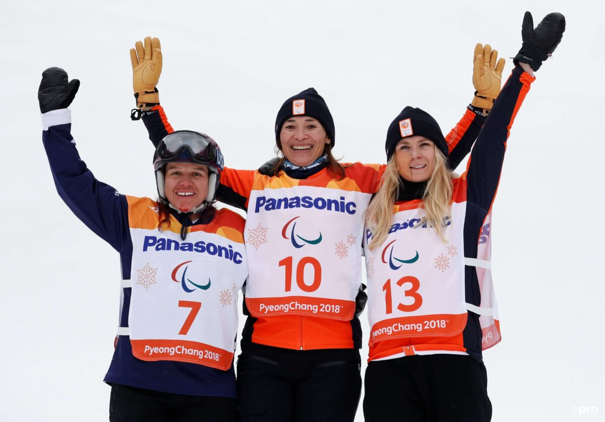 Tweede goud voor Mentel op Paralympics