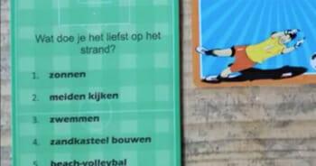 Albert Heijn haalt bizar voetbalspel 'voor jongens' uit de schappen