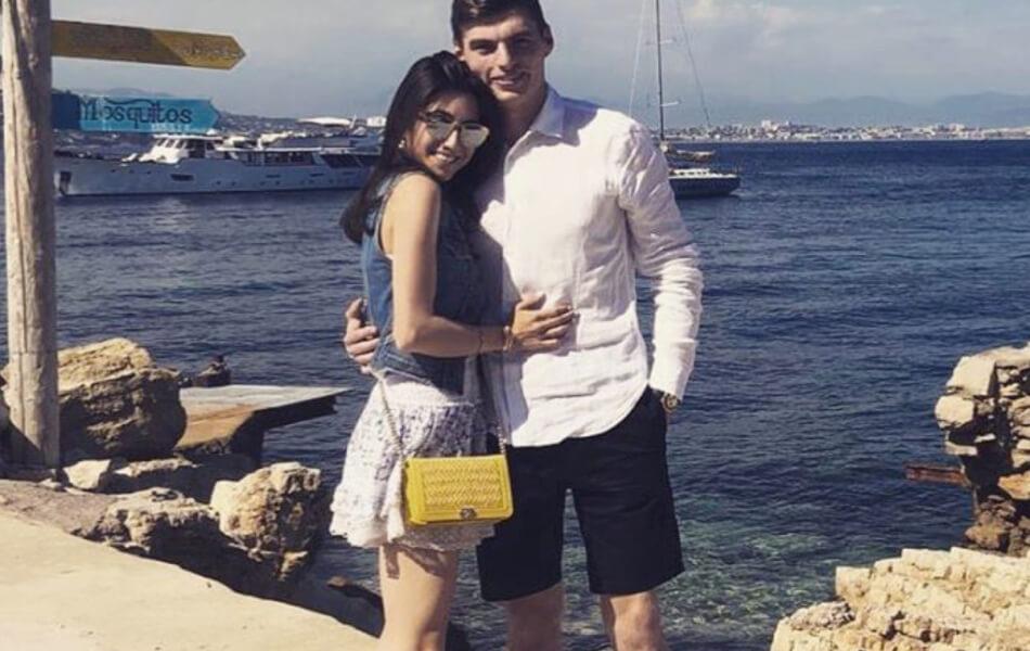 Dilara Sanlik is de vriendin van Max Verstappen
