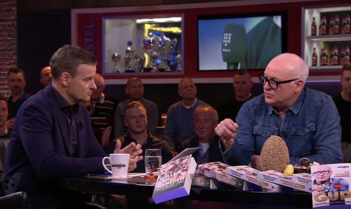 Gijp: overstap van RTL naar Veronica ging 'erg vervelend'