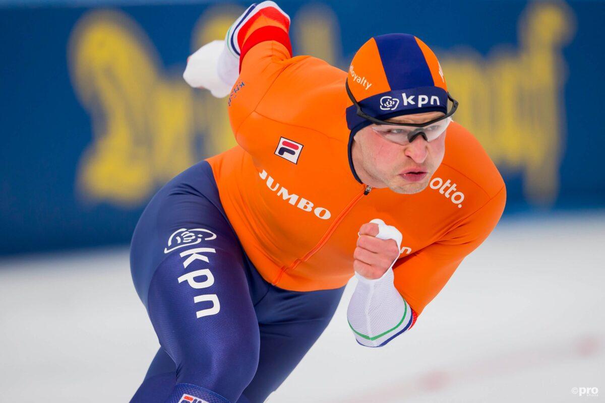 Sven Kramer is wél welkom bij besloten Oranje-training