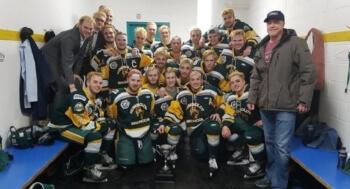 Gruwelijke fout maakt ijshockeydrama nog een stukje erger