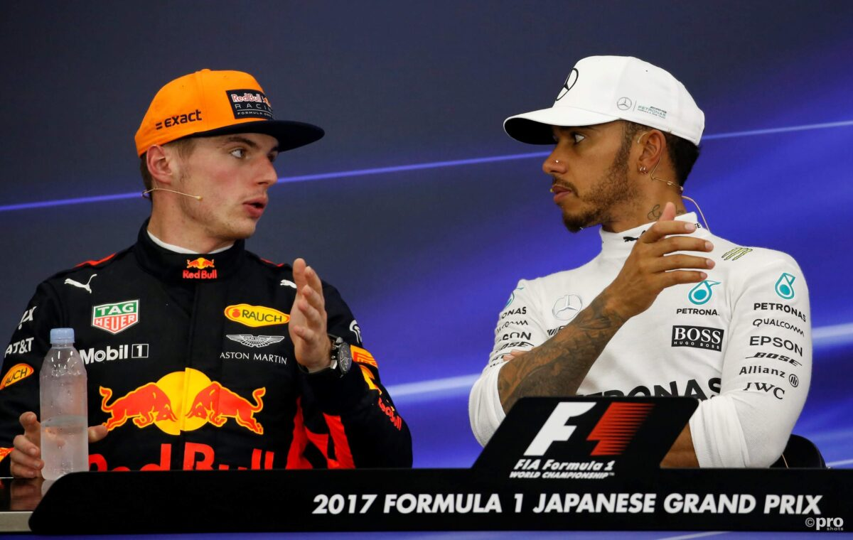 """Hamilton scheldt Verstappen de huid vol: """"Wat een…"""""""