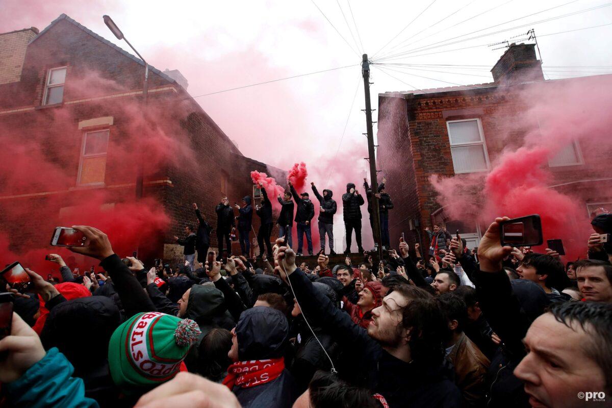 Liverpool-fan vecht voor leven na moordpoging Roma-hooligans