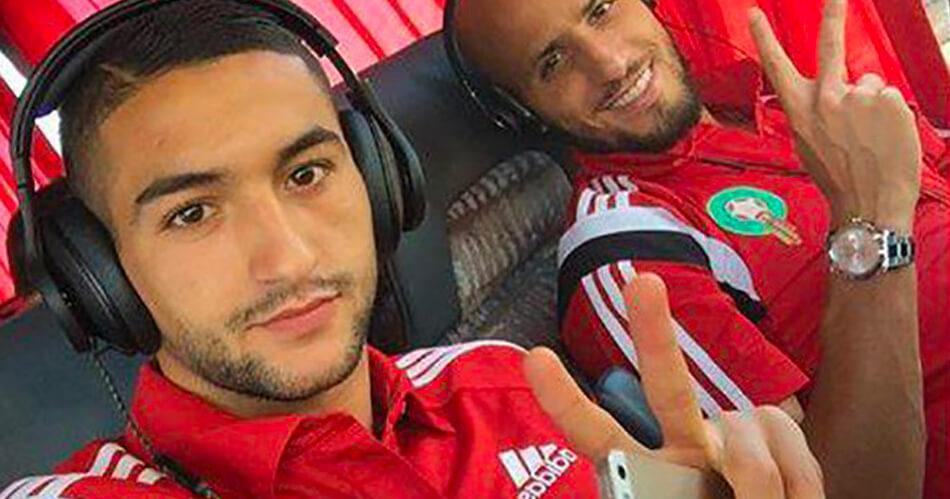 Ziyech helemaal klaar met Ajax, zo is te zien op Instagram