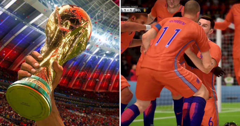 5 redenen om de WK-update van FIFA 18 te spelen