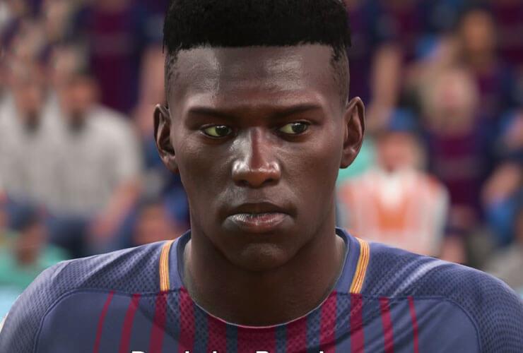 Dembélé FIFA 18