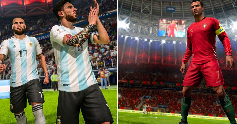 Dit team wint het WK 2018… volgens FIFA 18