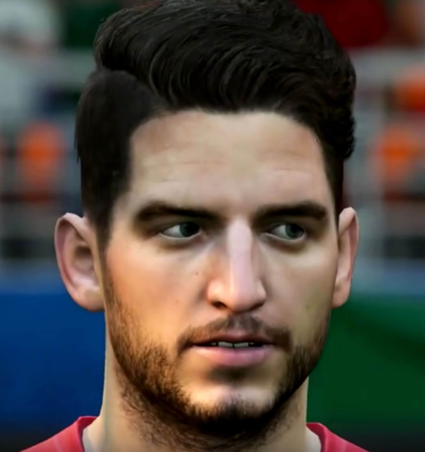 Dries Mertens FIFA 18 new
