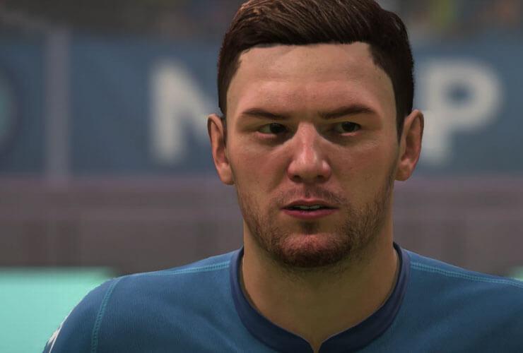 Dries Mertens FIFA 18