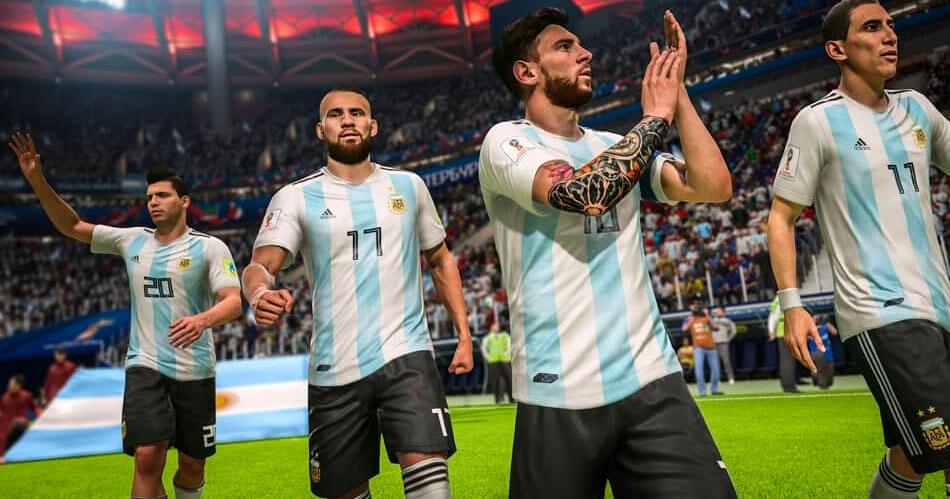 Wut? Duizenden gamers krijgen WK-update van FIFA 18 niet