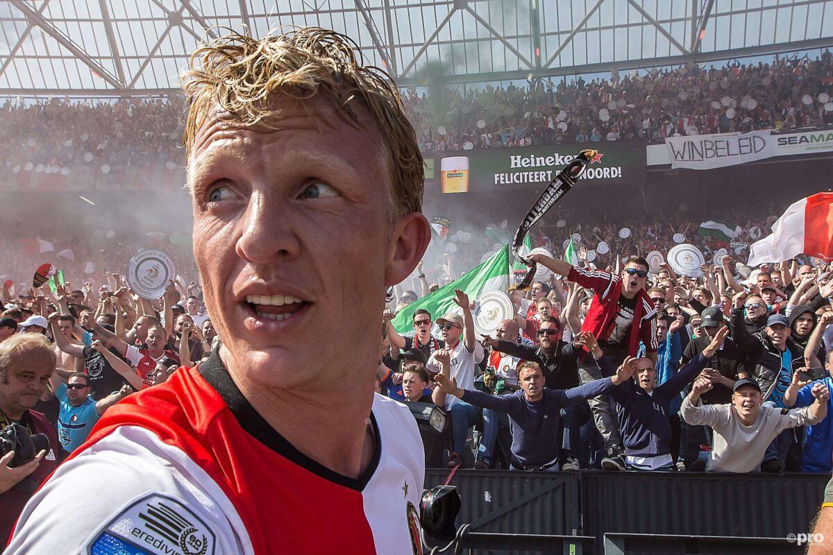 Feyenoord niet blij met gekke uitspraken in Kuyt's boek