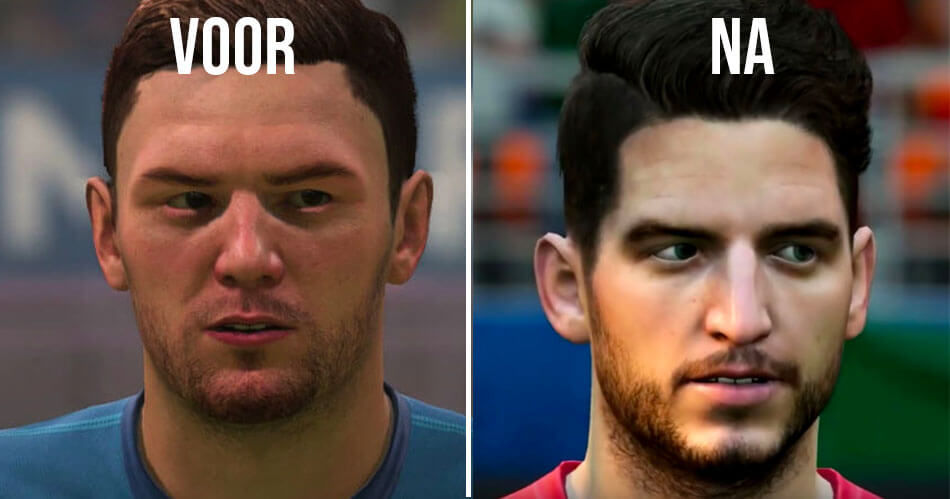 FIFA 18 geeft 40(!) spelers nieuwe gezichten, en dat was hard nodig