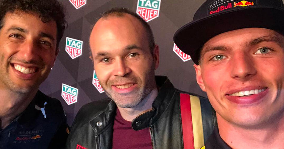 Max Verstappen trapt balletje met Oranje-beul