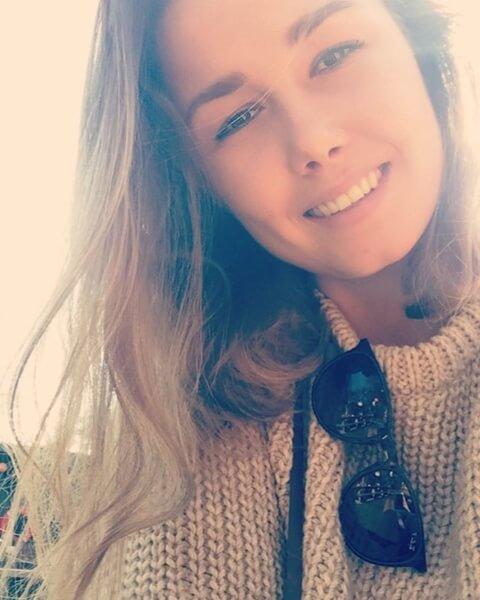 Nikki van Esch is de vriendin van Wout Weghorst