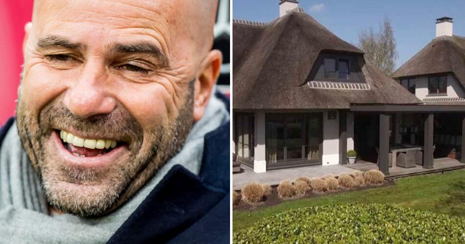 Nu is hij écht weg: Bosz verkoopt dikke villa bij Amsterdam met winst