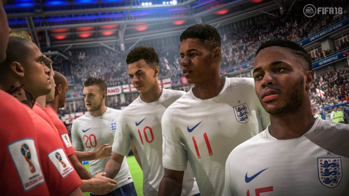 Screenshot World Cup FIFA 18