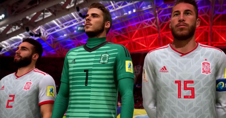 Flink wat problemen in gloednieuwe WK-update FIFA 18
