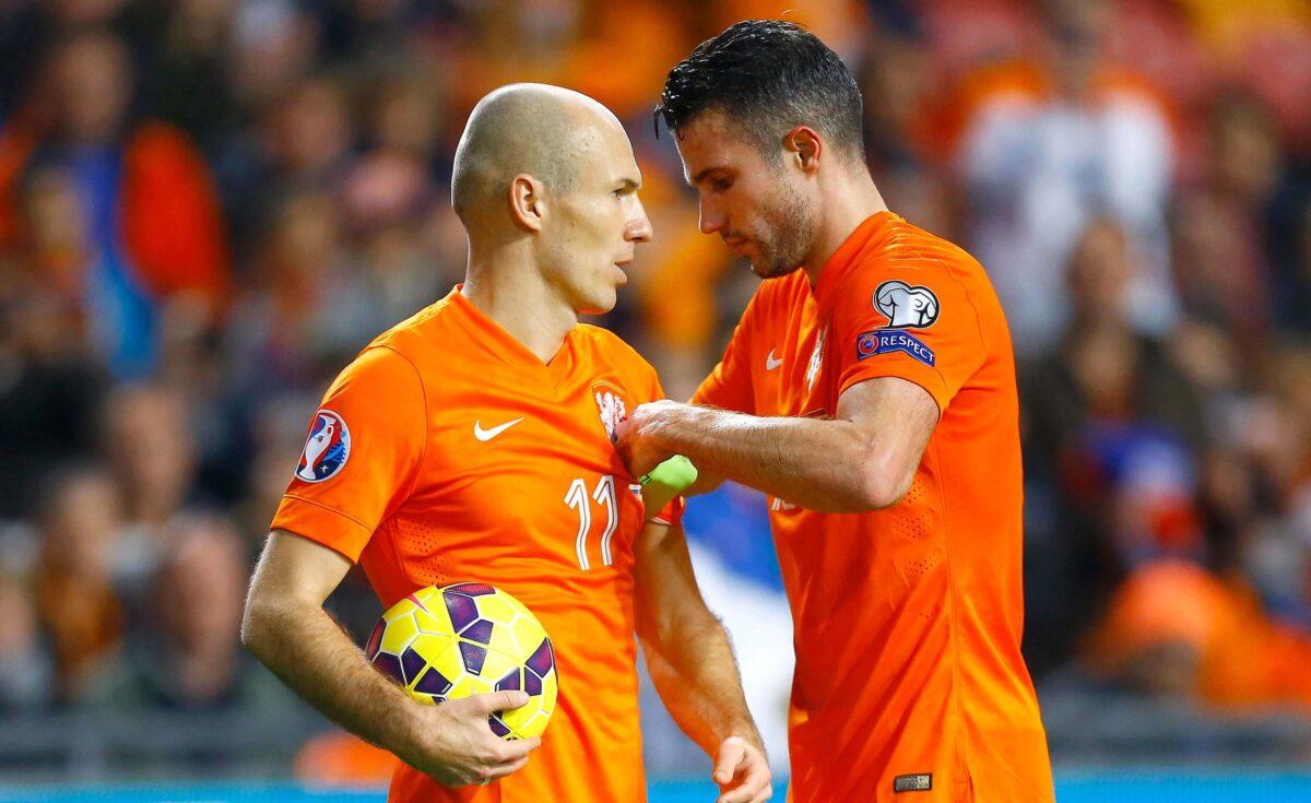 FIFA 18 eert Robben en Van Persie met zieke FIFA-ratings