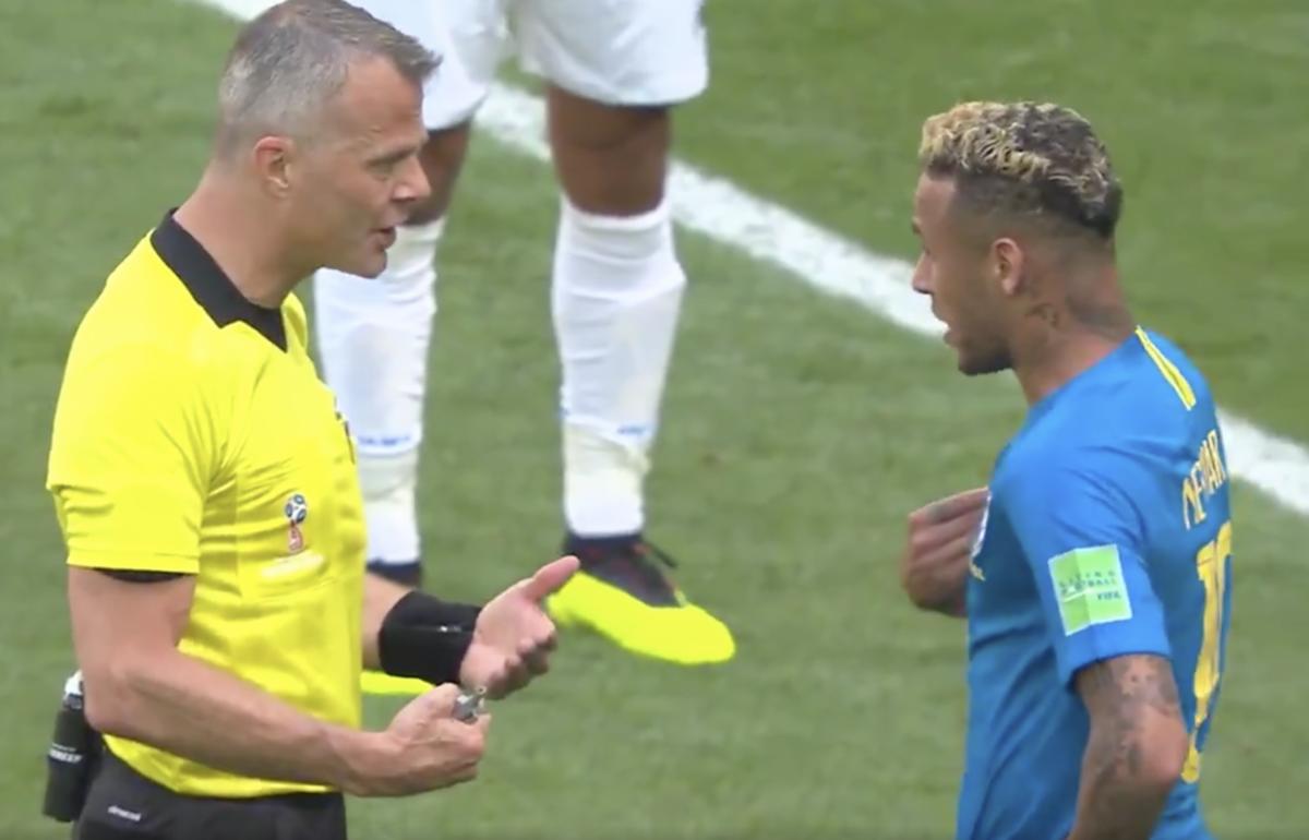 Heerlijke beelden: 'onze' Kuipers dist Neymar