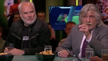 Johan Derksen maakt 'slaapverwekkende' NOS helemaal kapot