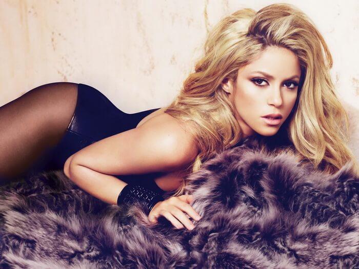 Shakira is de vriendin van Gerard Pique