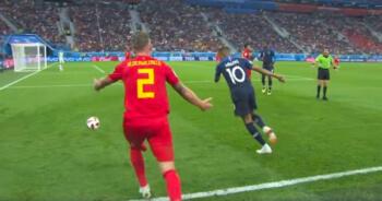 """Belgen woest op tijdrekkende Mbappé: """"Geen stap meer in België"""""""