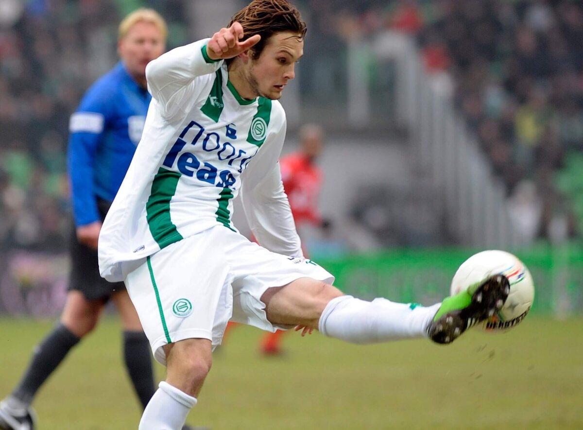 Daley Blind bij FC Groningen