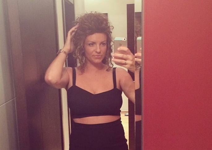 Dragana is de vriendin van Dusan Tadic