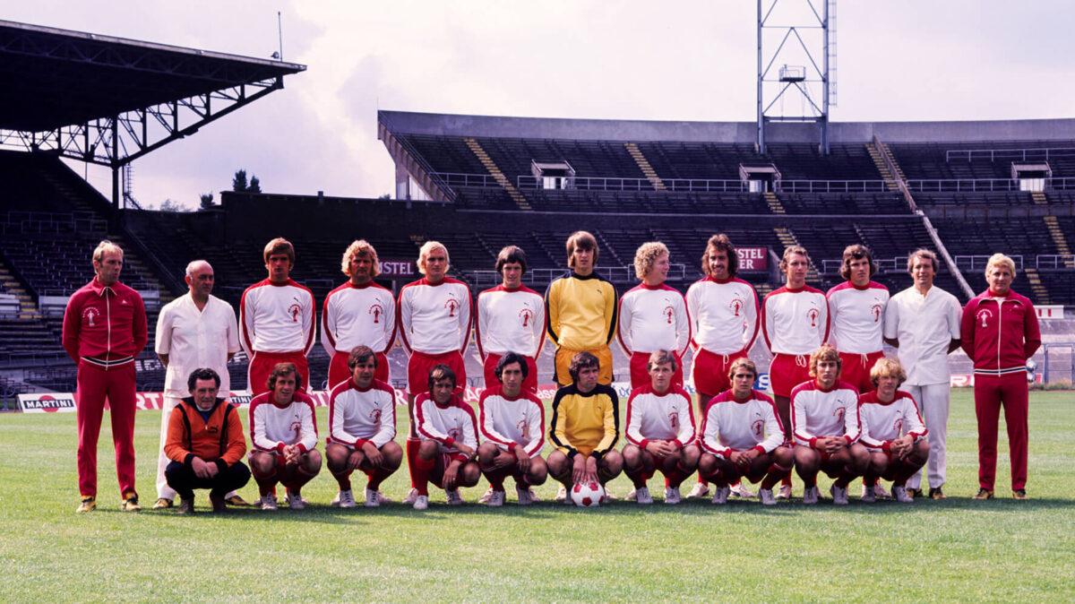 FC Amsterdam teamfoto
