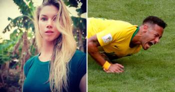 Helaas Neymar: Anouk Hoogendijk kun je niet versieren