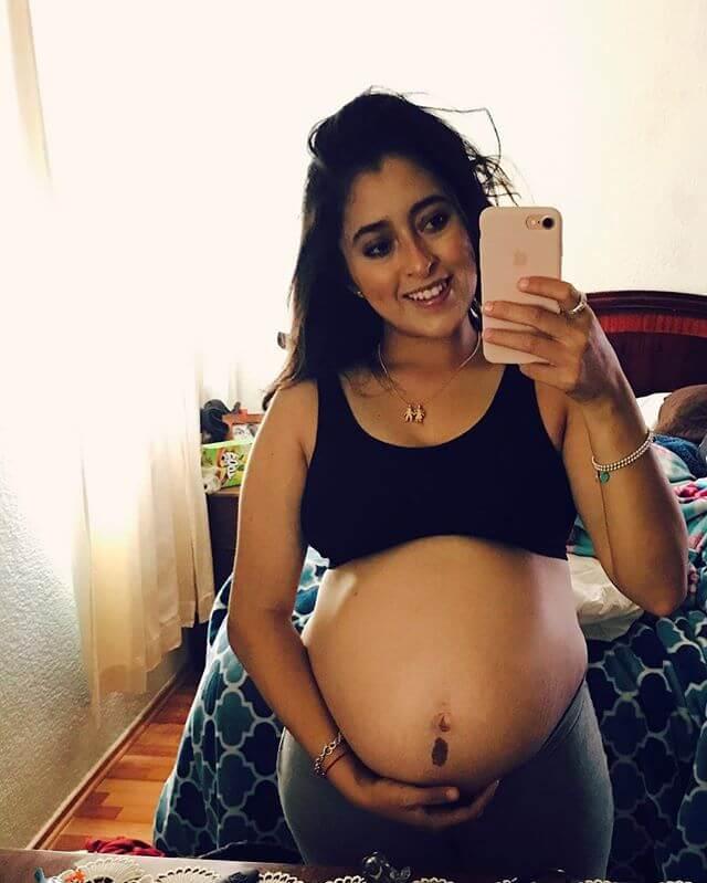 Ana Obregon is de vriendin van Hirving Lozano