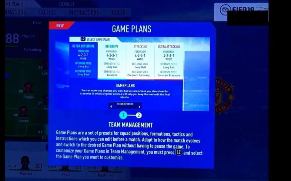 Career Mode FIFA 19
